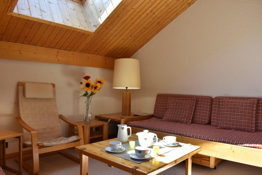 Holiday in mountain resort 3 room apartment 6 people (22) - Résidence l'Edelweiss - Méribel