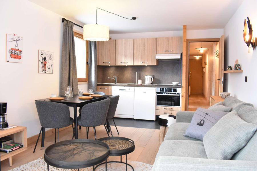 Vacances en montagne Appartement 3 pièces 6 personnes (08) - Résidence l'Edelweiss - Méribel