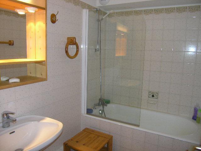 Vacances en montagne Appartement 3 pièces 5 personnes (09) - Résidence l'Edelweiss - Méribel - Salle de bains