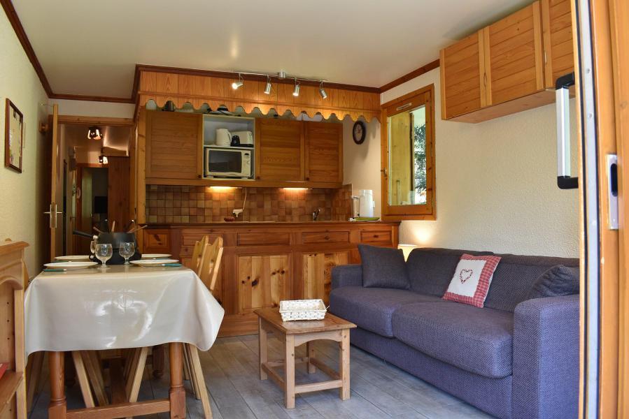 Vacances en montagne Appartement 3 pièces 5 personnes (17) - Résidence l'Edelweiss - Méribel - Logement