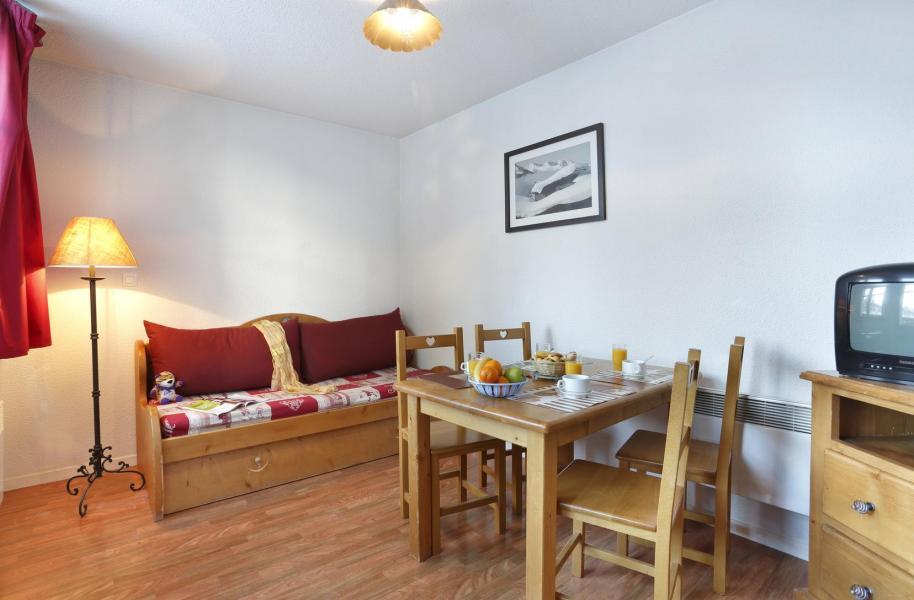 Vacances en montagne Résidence l'Edelweiss - Les 2 Alpes - Banquette-lit tiroir