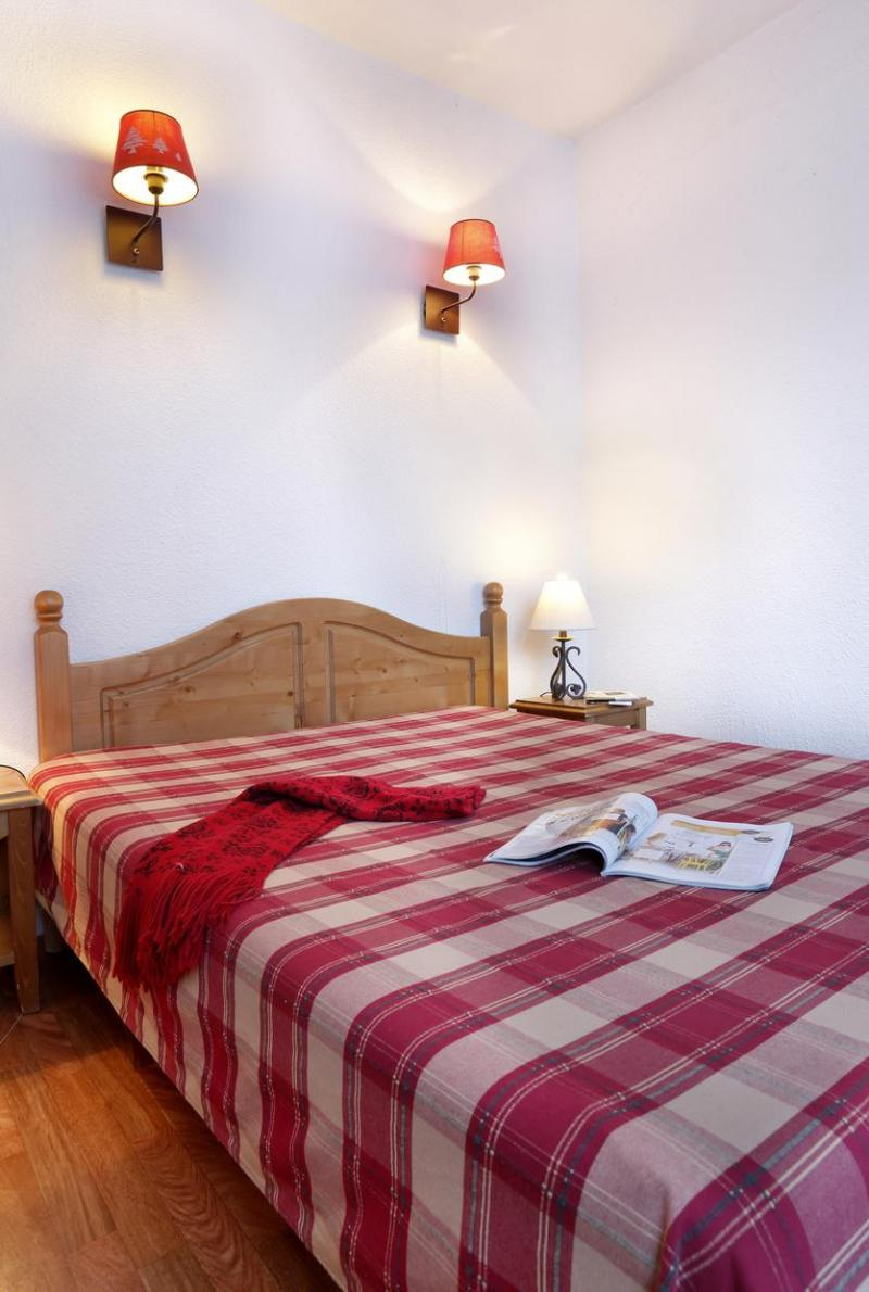 Urlaub in den Bergen Résidence l'Edelweiss - Les 2 Alpes - Bett