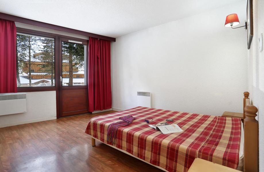 Urlaub in den Bergen Résidence l'Edelweiss - Les 2 Alpes - Doppelbett