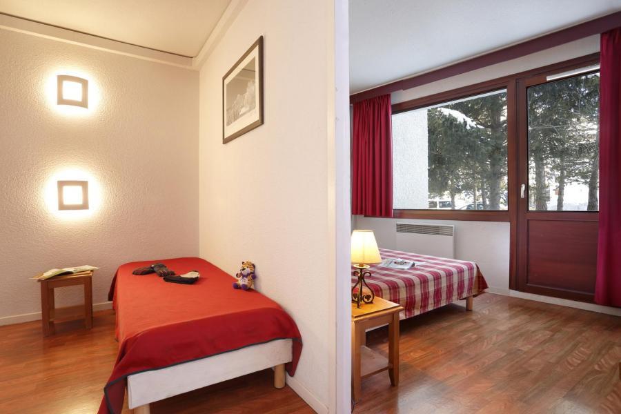Urlaub in den Bergen Résidence l'Edelweiss - Les 2 Alpes - Einzelbett