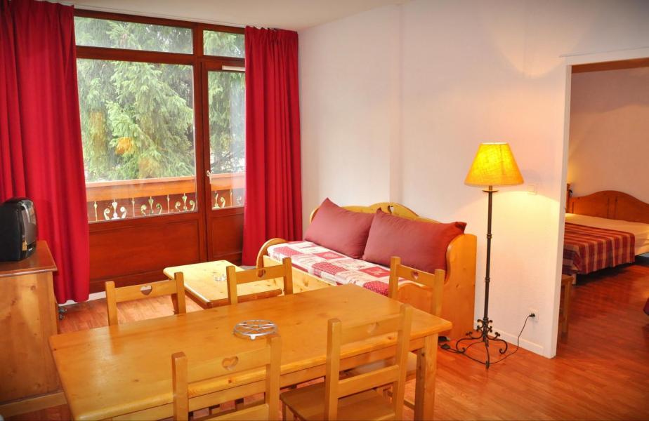 Urlaub in den Bergen Résidence l'Edelweiss - Les 2 Alpes - Essbereich