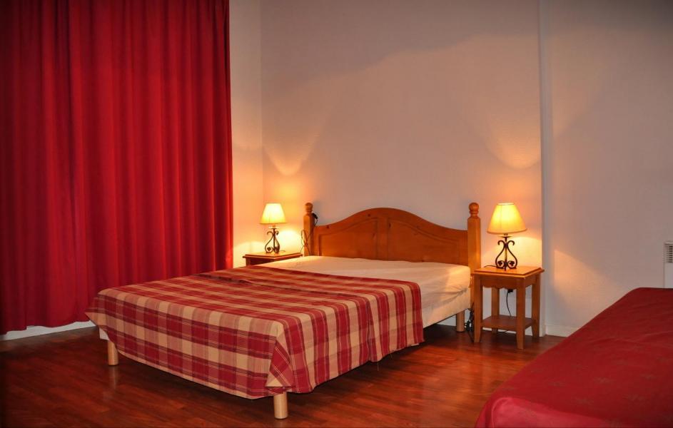 Urlaub in den Bergen Résidence l'Edelweiss - Les 2 Alpes - Schlafzimmer