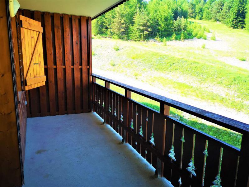 Wakacje w górach Studio kabina 4 osoby (23) - Résidence L'Eden des Cimes - La Joue du Loup