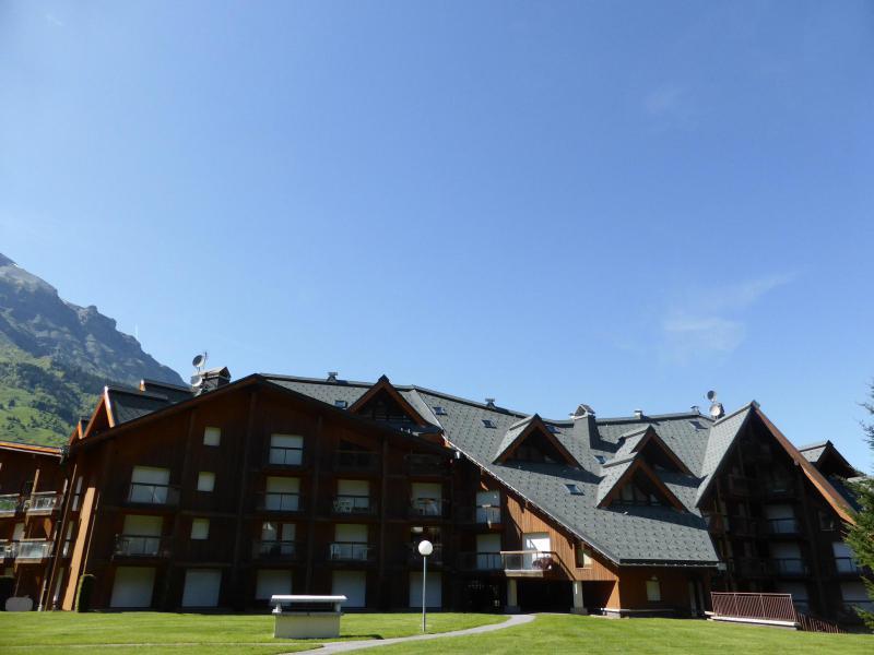 Urlaub in den Bergen Résidence l'Enclave - Les Contamines-Montjoie - Draußen im Sommer