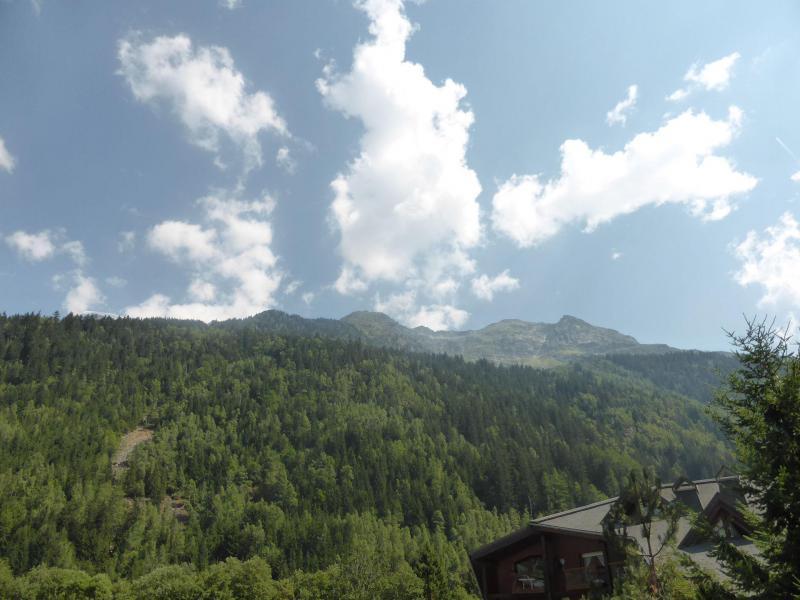 Holiday in mountain resort Studio sleeping corner 4 people (J711) - Résidence l'Enclave - Les Contamines-Montjoie