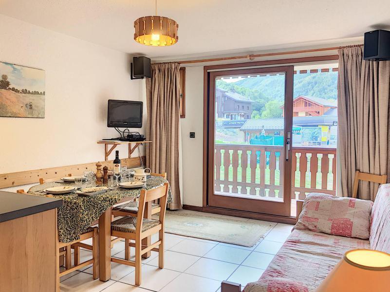 Vakantie in de bergen Appartement 2 kabine kamers 6 personen (15) - Résidence l'Epervière - Saint Martin de Belleville