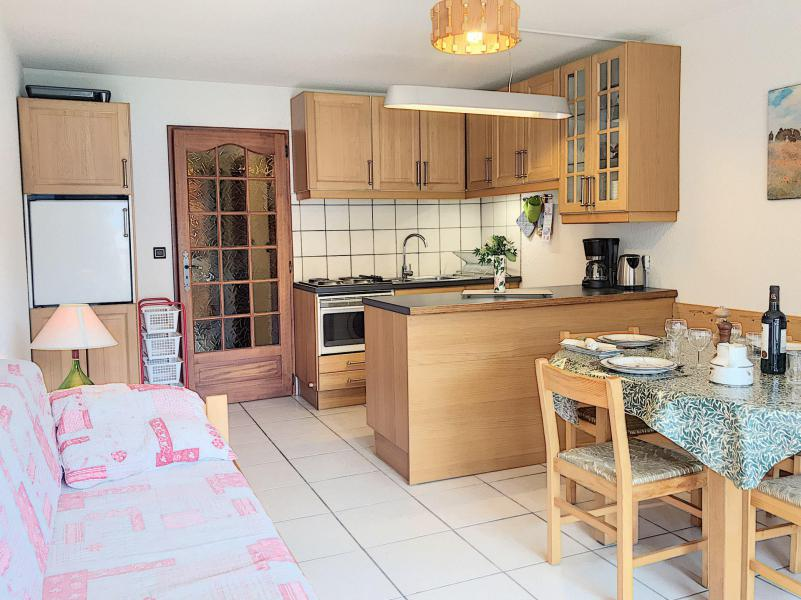 Holiday in mountain resort 2 room apartment cabin 6 people (15) - Résidence l'Epervière - Saint Martin de Belleville