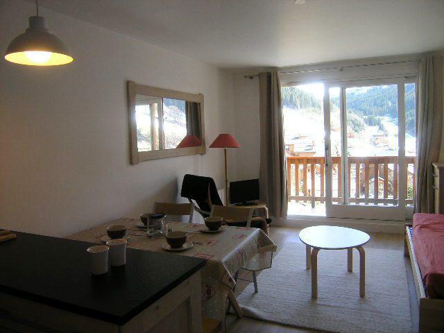 Vacances en montagne Studio 4 personnes (031) - Résidence l'Ermitage - Méribel
