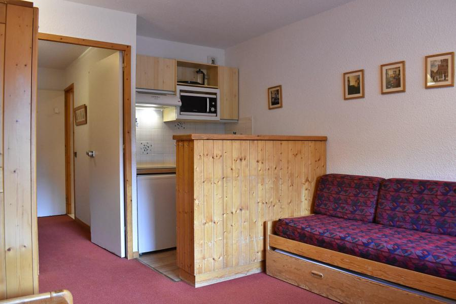 Holiday in mountain resort Studio 4 people (1) - Résidence l'Ermitage - Méribel
