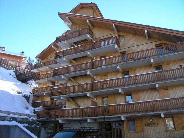 Vacances en montagne Studio 2 personnes (12) - Résidence l'Ermitage - Méribel