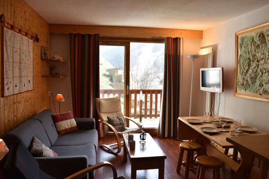 Vacances en montagne Appartement 2 pièces 5 personnes (011) - Résidence l'Ermitage - Méribel