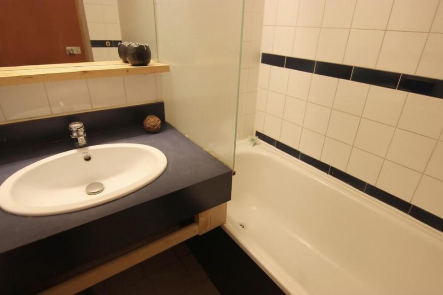 Vacances en montagne Appartement 2 pièces 4 personnes (204) - Résidence l'Eskival - Val Thorens - Plan