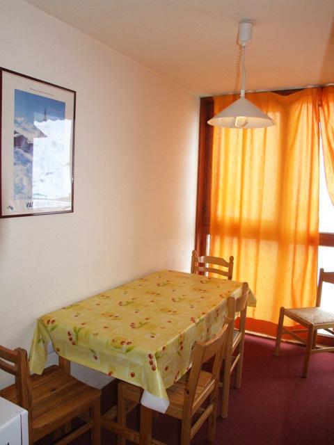 Vacances en montagne Appartement 2 pièces 4 personnes (204) - Résidence l'Eskival - Val Thorens