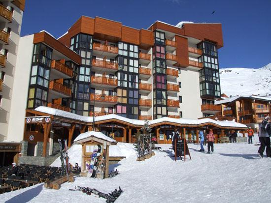 Vacances en montagne Résidence l'Eskival - Val Thorens