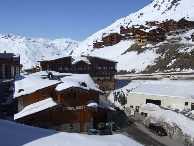 Vacances en montagne Appartement 2 pièces 4 personnes (412) - Résidence l'Eskival - Val Thorens