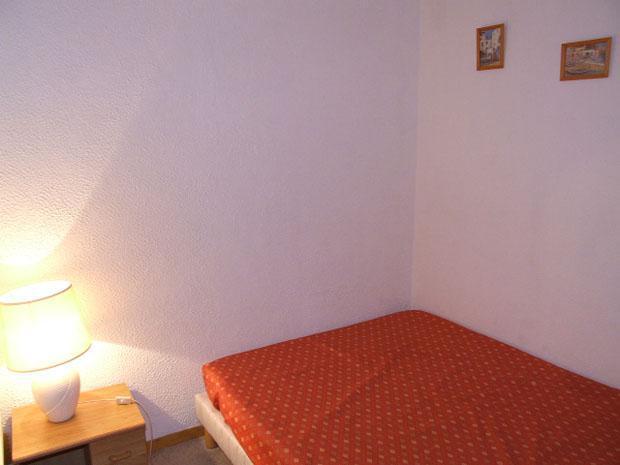 Vacances en montagne Appartement 2 pièces 4 personnes (101) - Résidence l'Eskival - Val Thorens - Chambre
