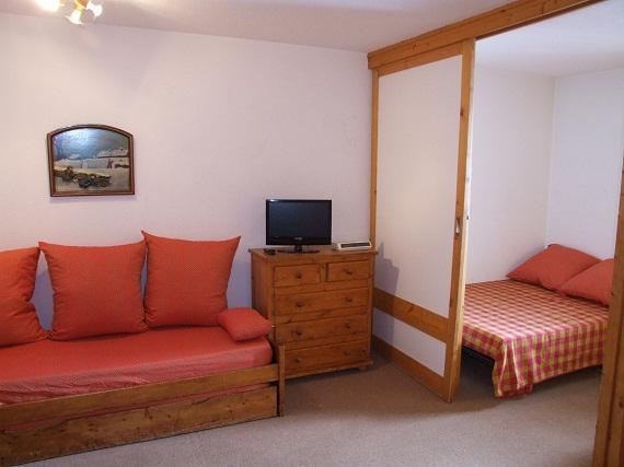Vacances en montagne Appartement 2 pièces 4 personnes (105) - Résidence l'Eskival - Val Thorens - Logement
