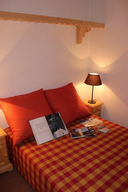 Vacances en montagne Appartement 2 pièces 4 personnes (105) - Résidence l'Eskival - Val Thorens - Chambre