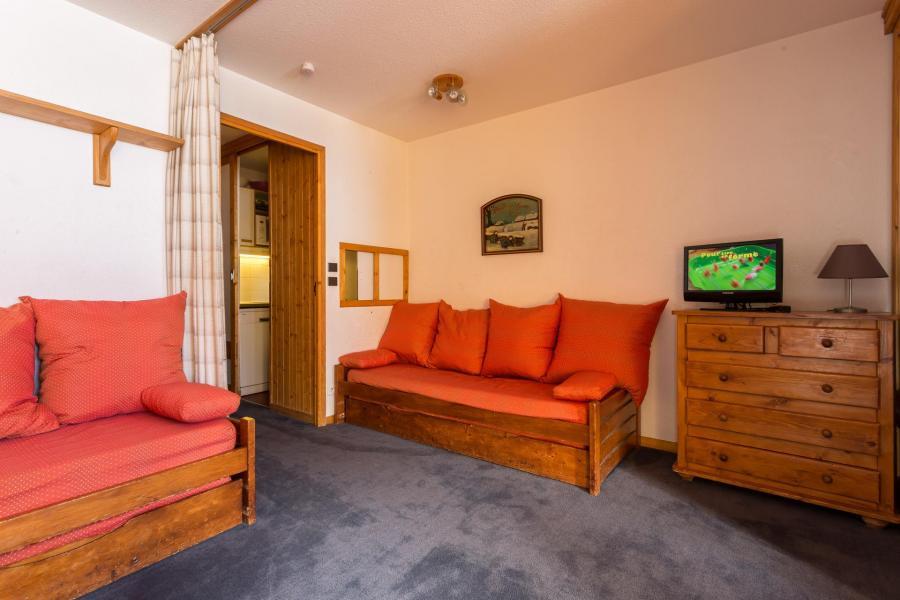 Vacances en montagne Appartement 2 pièces 4 personnes (105) - Résidence l'Eskival - Val Thorens - Séjour