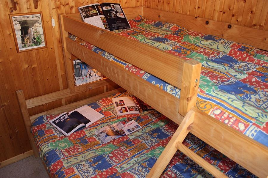 Vacances en montagne Appartement 2 pièces 4 personnes (201) - Résidence l'Eskival - Val Thorens - Logement