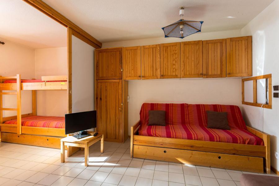 Vacances en montagne Appartement 2 pièces 4 personnes (204) - Résidence l'Eskival - Val Thorens - Séjour