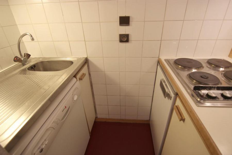 Vacances en montagne Appartement 2 pièces 4 personnes (209) - Résidence l'Eskival - Val Thorens - Cuisine