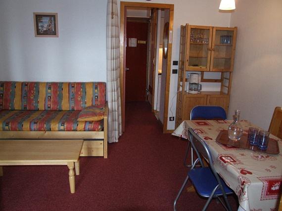 Vacances en montagne Appartement 2 pièces 4 personnes (315) - Résidence l'Eskival - Val Thorens - Chambre