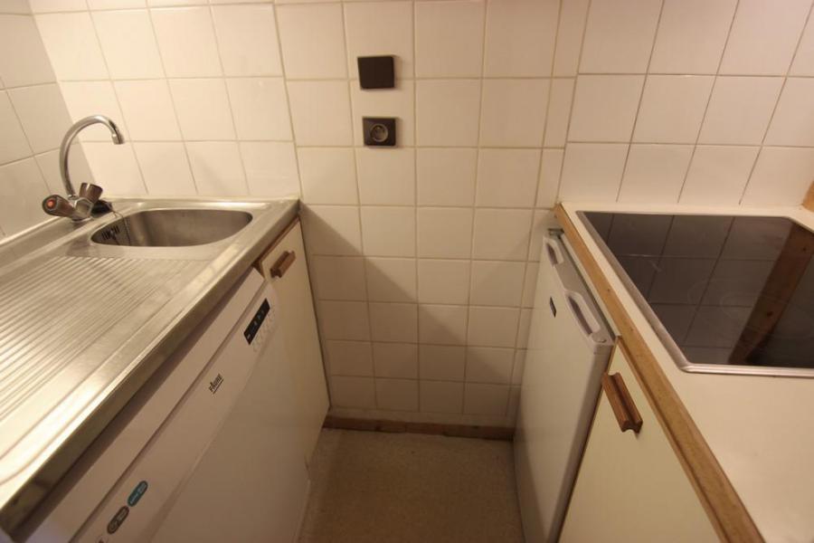 Vacances en montagne Appartement 2 pièces 4 personnes (315) - Résidence l'Eskival - Val Thorens - Cuisine