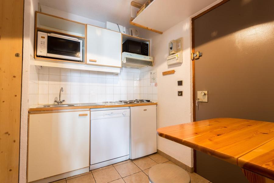 Vacances en montagne Appartement 2 pièces 4 personnes (316) - Résidence l'Eskival - Val Thorens - Cuisine