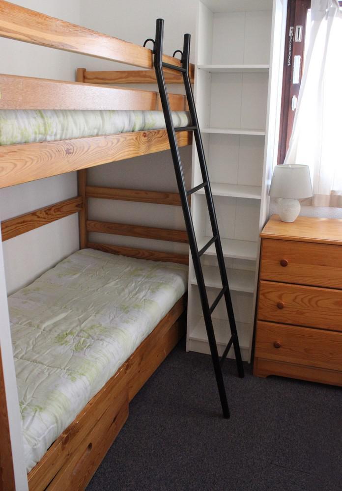 Vacances en montagne Appartement 2 pièces 4 personnes (411) - Résidence l'Eskival - Val Thorens - Chambre