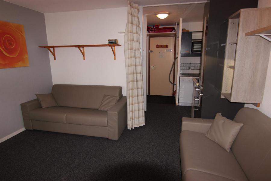 Vacances en montagne Appartement 2 pièces 4 personnes (411) - Résidence l'Eskival - Val Thorens - Séjour