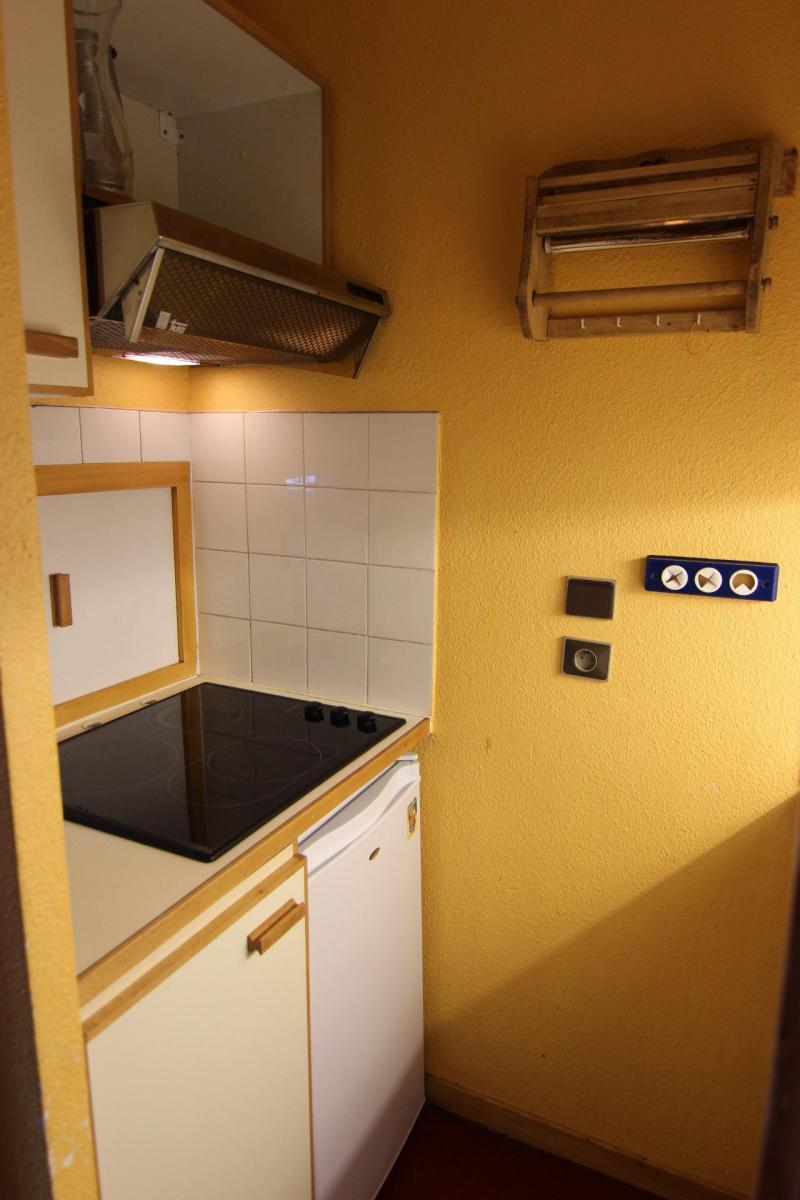 Vacances en montagne Appartement 2 pièces 4 personnes (412) - Résidence l'Eskival - Val Thorens - Cuisine
