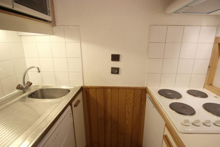 Vacances en montagne Appartement 2 pièces 4 personnes (511) - Résidence l'Eskival - Val Thorens - Fauteuil