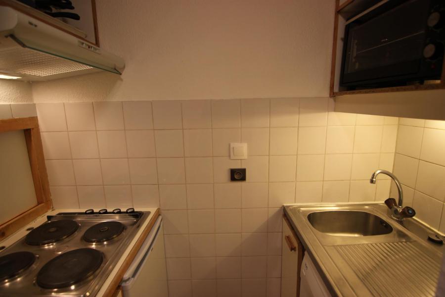 Vacances en montagne Appartement 2 pièces 6 personnes (112) - Résidence l'Eskival - Val Thorens - Cuisine