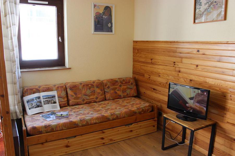 Vacances en montagne Appartement 2 pièces 6 personnes (112) - Résidence l'Eskival - Val Thorens - Séjour