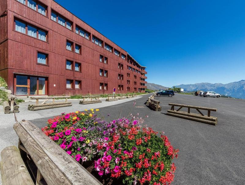 Location au ski Residence L'etoile Des Neiges - Le Corbier - Extérieur été