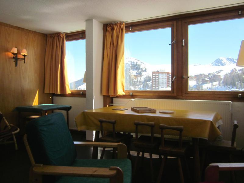 Vacances en montagne Appartement 3 pièces 10 personnes (74) - Résidence l'Everest - La Plagne