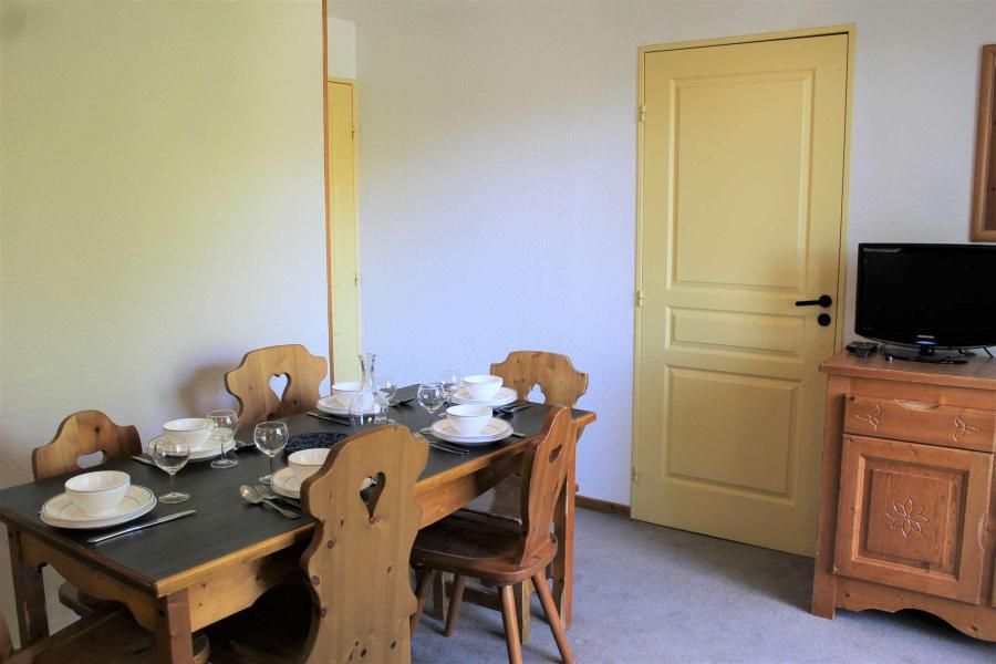 Rent in ski resort 3 room apartment 6 people (309) - Résidence l'Eyssina - Vars - Summer outside