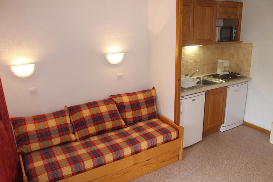 Vacaciones en montaña Apartamento cabina para 4 personas (204) - Résidence l'Horizon Blanc - La Joue du Loup