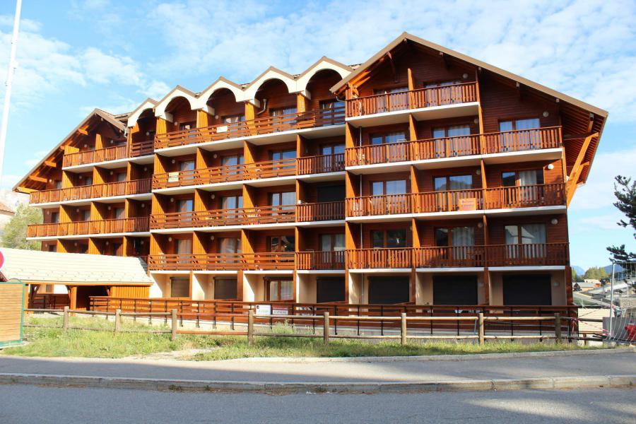 Vacaciones en montaña Résidence l'Horizon Blanc - La Joue du Loup