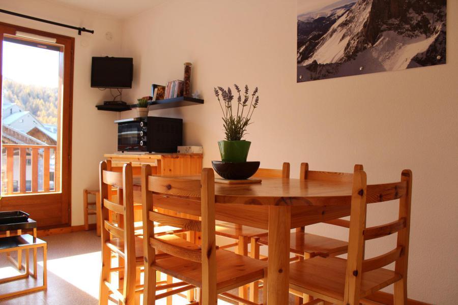 Vacaciones en montaña Apartamento 3 piezas cabina para 8 personas (211) - Résidence l'Horizon Blanc - La Joue du Loup