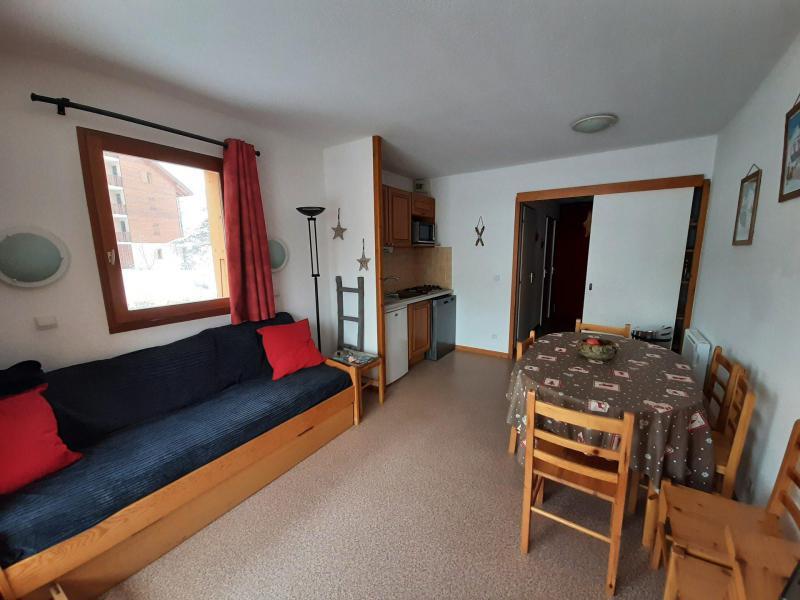 Wakacje w górach Apartament 3 pokojowy kabina 8 osób (001) - Résidence l'Horizon Blanc - La Joue du Loup