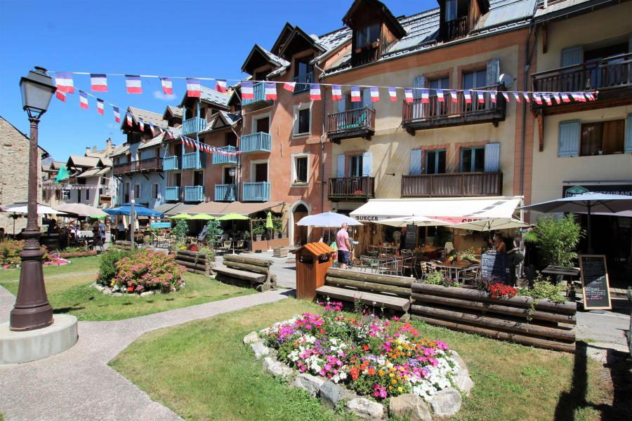 Vacances en montagne Studio coin montagne 4 personnes (014) - Résidence l'Izoard - Serre Chevalier