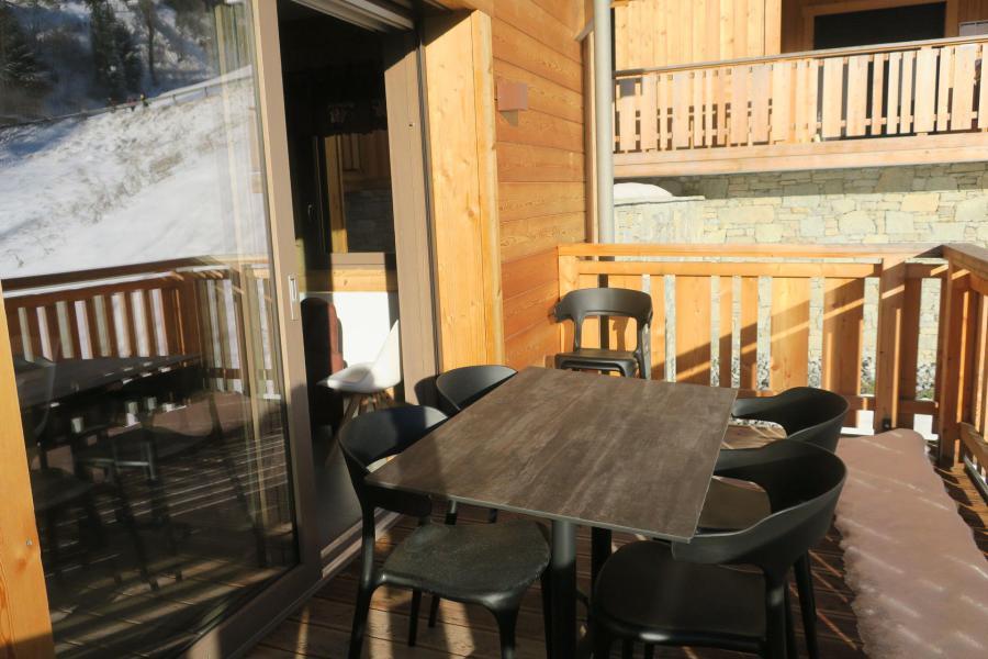 Wakacje w górach Apartament 3 pokojowy 6 osób (B201) - Résidence l'O Rouge - Châtel - Na zewnątrz latem