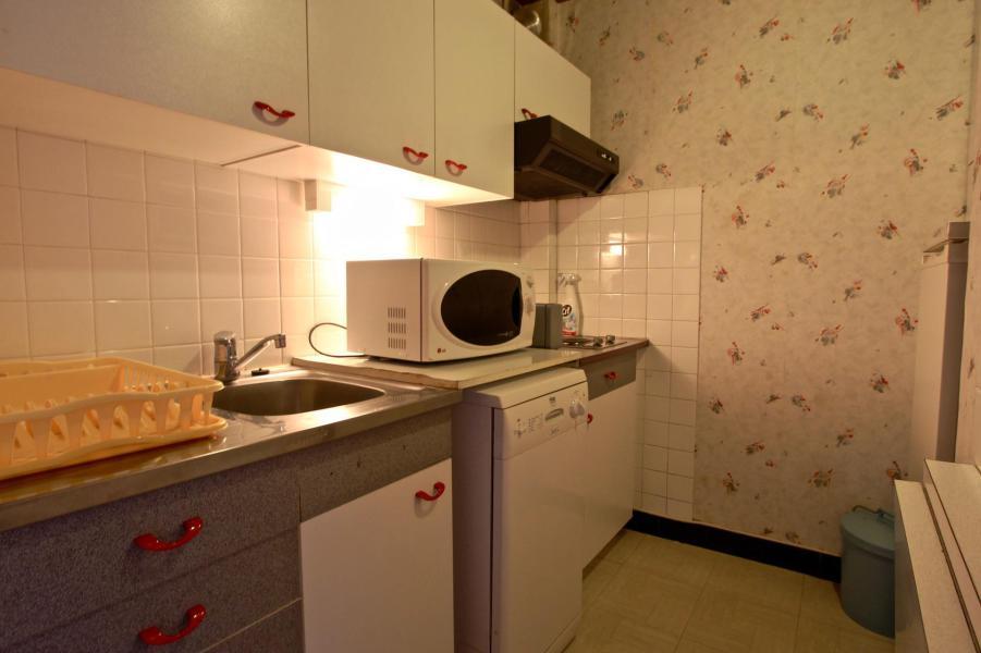 Vacances en montagne Appartement 2 pièces 6 personnes (1212) - Résidence l'Olympic - Chamrousse - Kitchenette