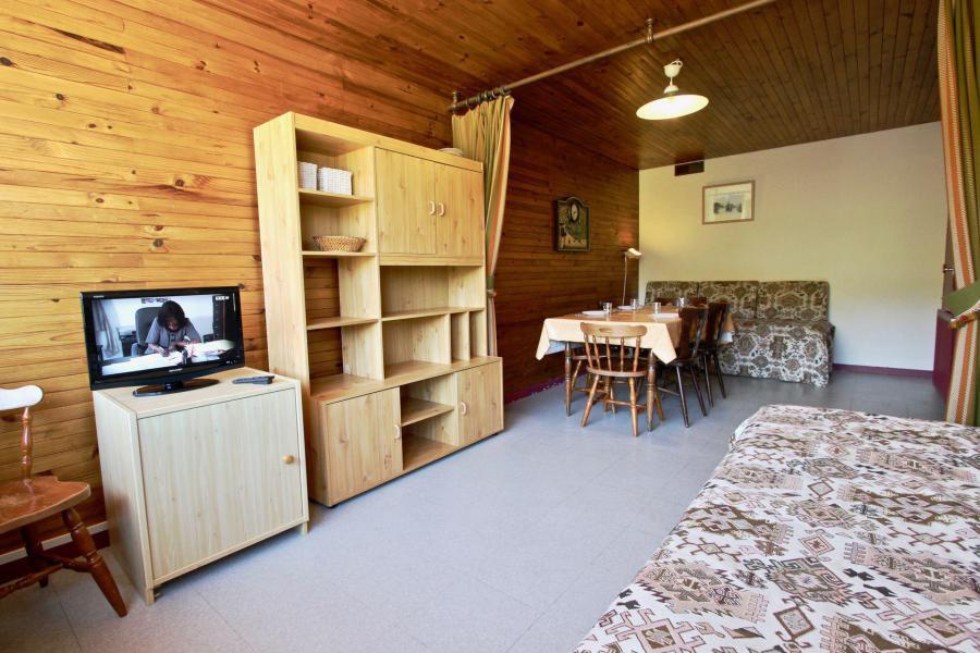 Vacances en montagne Appartement 2 pièces 6 personnes (1212) - Résidence l'Olympic - Chamrousse - Séjour